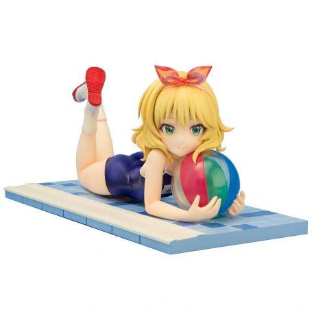 Idolmaster Cinderella Girls statuette 1/7 Momoka Sakurai (Summer Mademoiselle) Plum