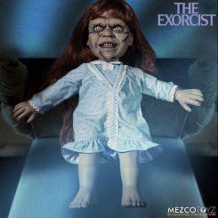 L'Exorciste figurine sonore Mega Scale Regan MacNeil Mezco Toys