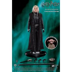 Harry Potter MFM pack 2 figurines 1/6 Lucius Malfoy & Dobby Star Ace Toys