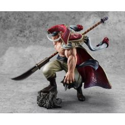 One Piece statuette Excellent Model P.O.P. Neo Maximum Whitebeard Edward Newgate Megahouse