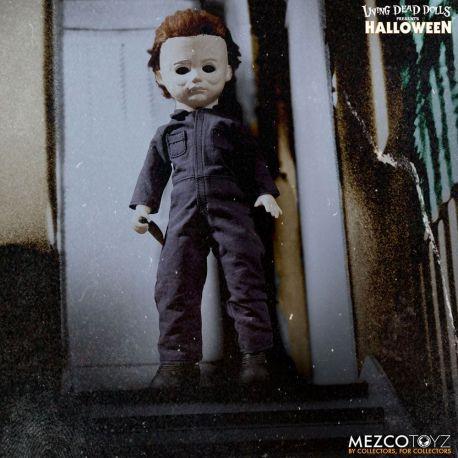 Halloween Living Dead Dolls poupée Michael Myers Mezco Toys