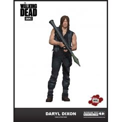 The Walking Dead figurine Deluxe Daryl Dixon (S6) McFarlane Toys