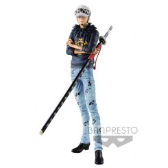One Piece figurine Grandista The Grandline Men Trafalgar Law Banpresto