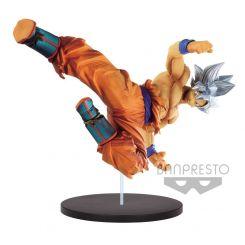Dragonball Super figurine Son Goku Fes Son Goku Ultra Instinct Banpresto