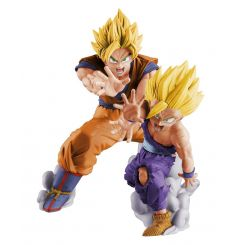 Dragonball Z VS Existence figurine Goku & Gohan Banpresto