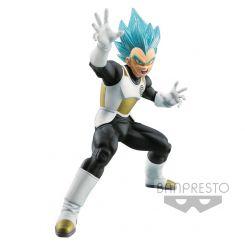 Super Dragonball Heroes figurine Transcendence Art Vegeta Banpresto