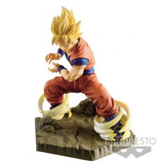 Dragonball Z Absolute Perfection figurine Son Goku Banpresto