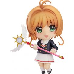 Cardcaptor Sakura Clear Card figurine Nendoroid Sakura Tomoeda Junior High Uniform Ver. Good Smile Company