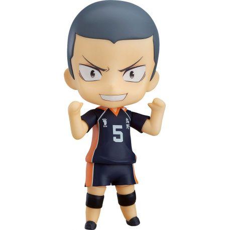 Haikyu!! figurine Nendoroid Ryunosuke Tanaka Orange Rouge