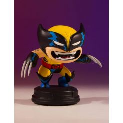 Marvel Comics mini statuette Animated Series Wolverine Gentle Giant