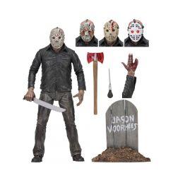 Vendredi 13 chapitre 5 figurine Ultimate Jason NECA