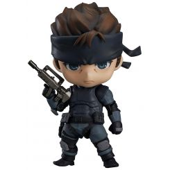 Metal Gear Solid figurine Nendoroid Solid Snake Good Smile Company