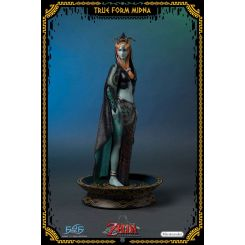 The Legend of Zelda Twilight Princess statuette True Form Midna First 4 Figures
