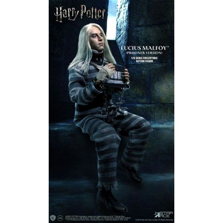 Harry Potter My Favourite Movie figurine 1/6 Lucius Malfoy Prisoner Ver. Star Ace Toys