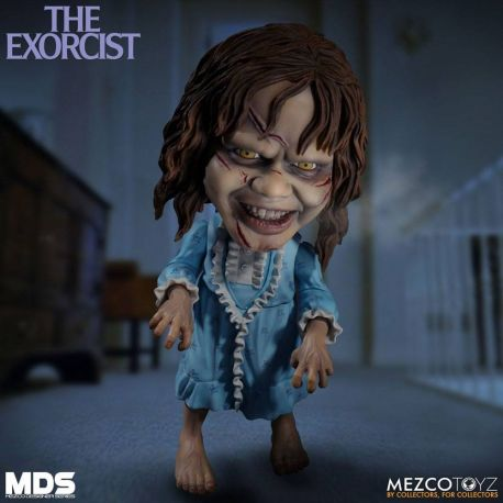 L'Exorciste figurine MDS Series Regan MacNeil Mezco Toys