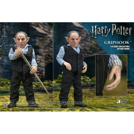 Harry Potter My Favourite Movie figurine 1/6 Griphook (Banker) Star Ace Toys