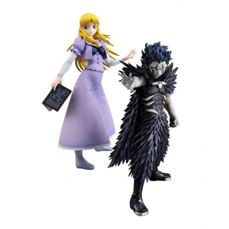 Zatch Bell G.E.M. Series pack 2 statuettes Brago & Sherry Megahouse