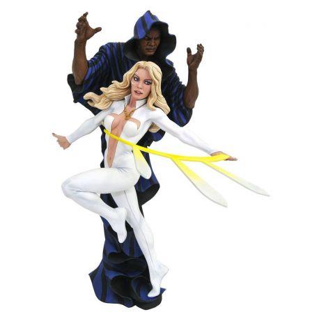 Marvel Comic Gallery statuette Cloak & Dagger Diamond Select