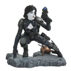 Marvel Comic Premier Collection statuette Domino Diamond Select