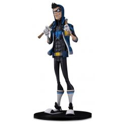 DC Artists Alley Figurine Nightwing by Hainanu Nooligan Saulque DC Collectibles