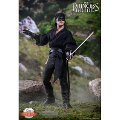 Princess Bride figurine Master Series 1/6 Westley/Dread Pirate Roberts Quantum Mechanix