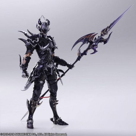Final Fantasy XIV Bring Arts figurine Estinien Square-Enix