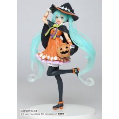 Vocaloid statuette Hatsune Miku 2nd Season Halloween Version (Game-prize) Taito Prize