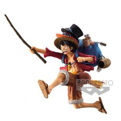 One Piece figurine Monkey D. Luffy SP Design Ver. Banpresto