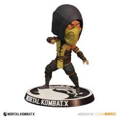 Mortal Kombat X Bobble Head Scorpion Mezco Toys