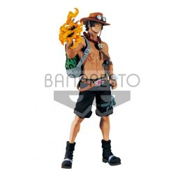 One Piece figurine Big Size Portgas D. Ace Banpresto