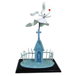L'Étrange Noël de monsieur Jack figurine Zero the Ghost Dog Diamond Select