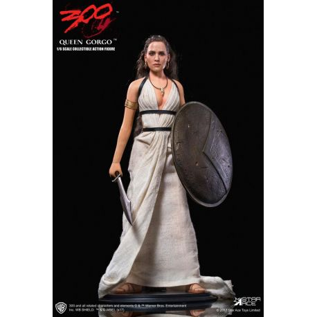 300 La Naissance d'un empire figurine My Favourite Movie 1/6 Queen Gorgo Star Ace Toys