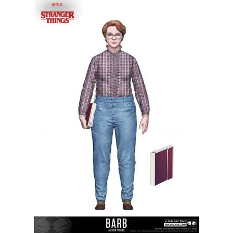 Stranger Things figurine Barb McFarlane Toys