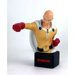 One Punch Man buste / tirelire Saitama Semic