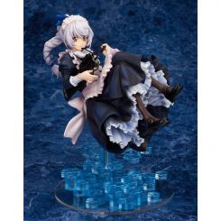 Full Metal Panic! Invisible Victory statuette 1/7 Teletha Testarossa Maid Ver. Alter