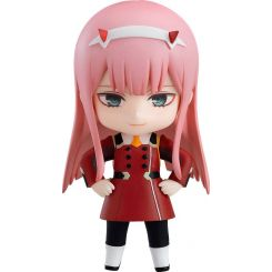 Darling in the Franxx figurine Nendoroid Zero Two Good Smile Company