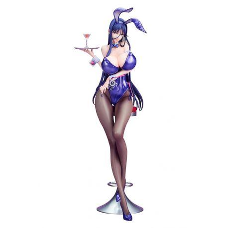 Magical Girl Mahou Shoujo statuette 1/7 Misae Suzuhara Bunny Girl Style Ques Q