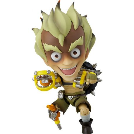 Overwatch figurine Nendoroid Junkrat Classic Skin Edition Good Smile Company