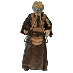 Star Wars figurine 1/6 Zuckuss Sideshow Exclusive