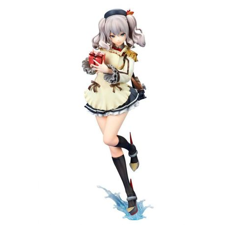 Kantai Collection statuette Kashima Valentine Mode Ques Q