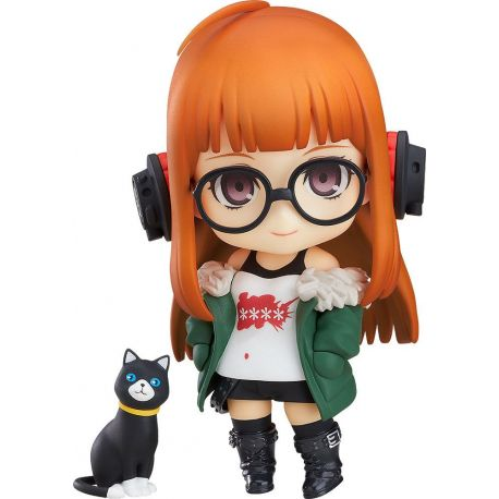 Persona 5 figurine Nendoroid Futaba Sakura Good Smile Company