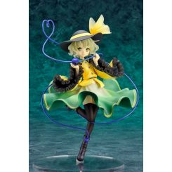 Touhou Project statuette 1/8 Koishi Komeiji The Closed Eye of Love Ques Q