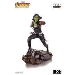 Avengers Infinity War statuette BDS Art Scale 1/10 Gamora Iron Studios