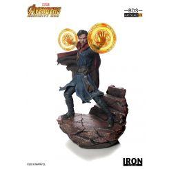Avengers Infinity War statuette BDS Art Scale 1/10 Doctor Strange Iron Studios