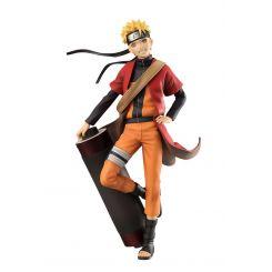 Naruto Shippuden G.E.M. Series statuette 1/8 Naruto Uzumaki Sennin Mode Megahouse