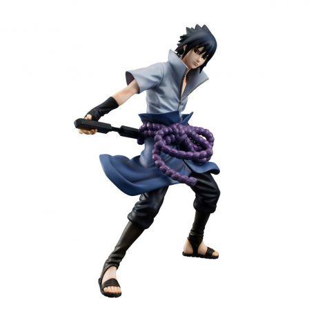 Naruto Shippuden G.E.M. Series statuette 1/8 Sasuke Uchiha Megahouse