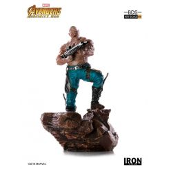 Avengers Infinity War statuette BDS Art Scale 1/10 Drax Iron Studios