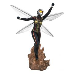 Ant-Man and The Wasp Marvel Movie Gallery statuette The Wasp Diamond Select