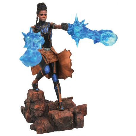 Black Panther Marvel Movie Gallery statuette Shuri Diamond Select