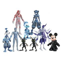Kingdom Hearts Select série 3 assortiment packs figurines Diamond Select